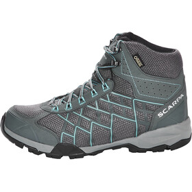 Scarpa Hydrogen Hike GTX Shoes Damen irongray/lagoon
